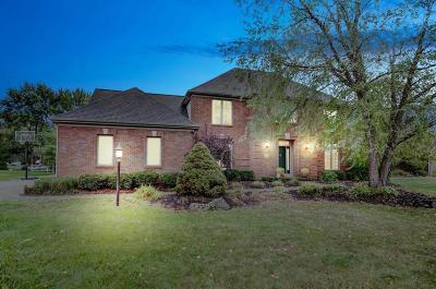 Columbus Single Family Home For Sale: 1181 N Creekway Court