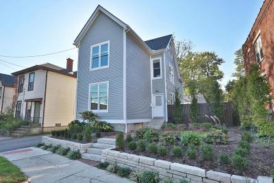 Columbus Single Family Home For Sale: 185 E 2nd Avenue