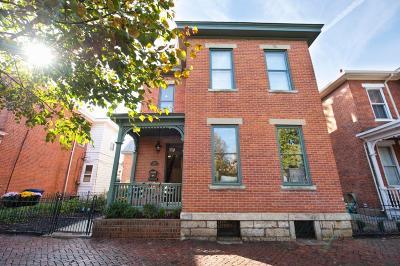 Columbus Single Family Home For Sale: 931 Mohawk Street