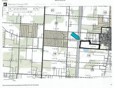 Marengo Residential Lots & Land For Sale: Rt 229 Rd Ridge