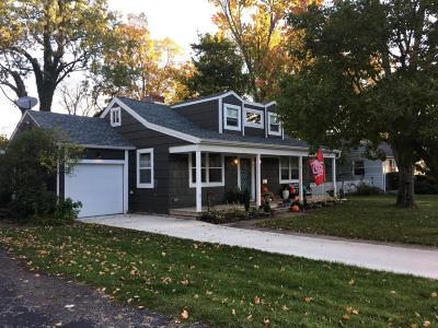 Worthington Single Family Home Contingent Finance And Inspect: 436 Kenbrook Drive