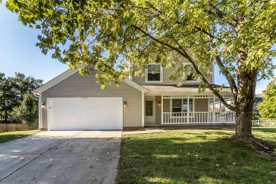 Westerville Single Family Home Contingent Finance And Inspect: 7947 Liber Court