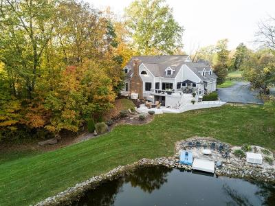 Delaware County, Franklin County, Union County Single Family Home For Sale: 671 Clotts Road