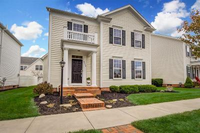 New Albany Single Family Home Closed: 8134 Griswold Drive