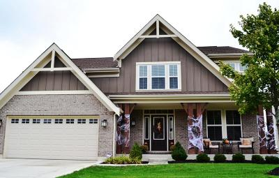 Columbus Single Family Home Contingent Finance And Inspect: 593 Stratshire Lane