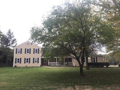 Blacklick Single Family Home For Sale: 6555 Clark State Road