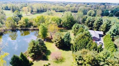 Fairfield County Single Family Home For Sale: 7345 Pickerington Road