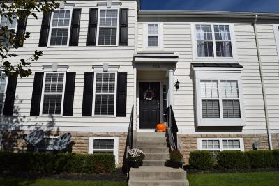 Dublin Condo Contingent Finance And Inspect: 5570 Crystal Falls Street