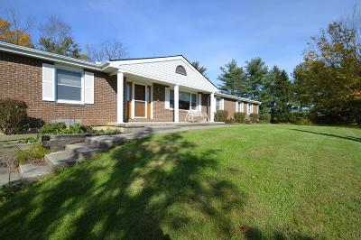Galloway Single Family Home Contingent Finance And Inspect: 9018 Roberts Road
