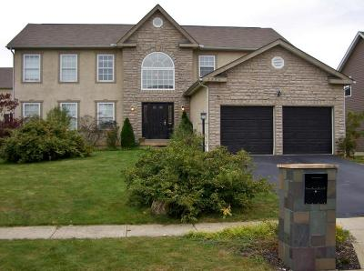 Reynoldsburg Single Family Home Contingent Finance And Inspect: 2086 Clay Stone