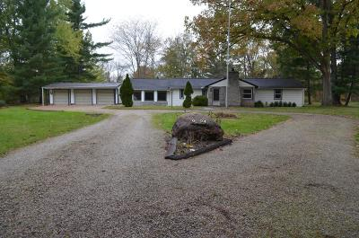 Powell Single Family Home Contingent Finance And Inspect: 9094 Concord Road