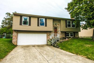 Grove City Single Family Home Contingent Finance And Inspect: 2428 Blue Rock Boulevard