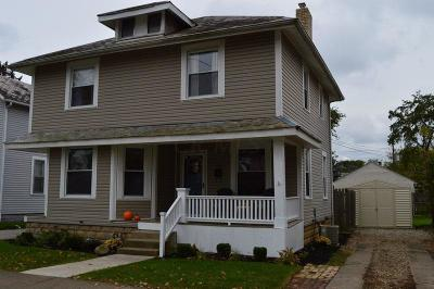 Lancaster Single Family Home Contingent Finance And Inspect: 610 E 5th Avenue