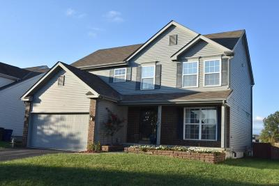 Canal Winchester Single Family Home Contingent Finance And Inspect: 7220 Emerald Tree Drive