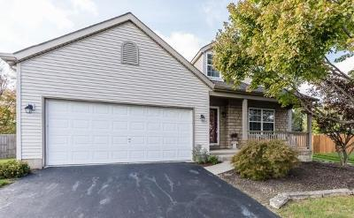 Blacklick Single Family Home Contingent Finance And Inspect: 795 Orange Tree Court