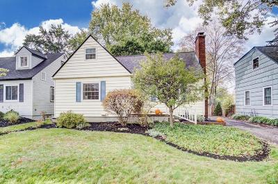 Single Family Home Contingent Finance And Inspect: 623 E Dominion Boulevard