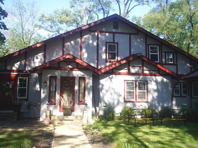Reynoldsburg Single Family Home For Sale: 14376 E Broad Street
