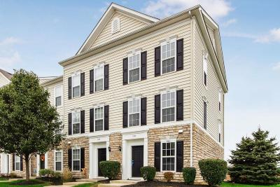 New Albany Condo Contingent Finance And Inspect: 7195 Billy Goat Drive