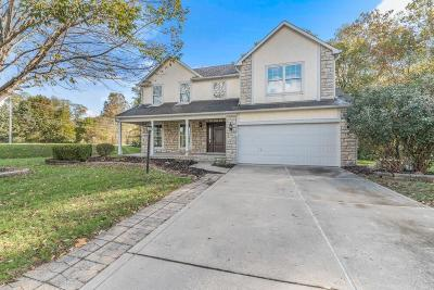Pickerington Single Family Home Contingent Finance And Inspect: 998 Inverness Glen
