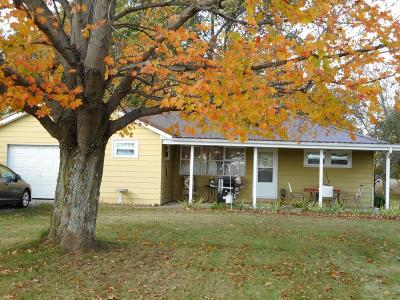 Ashville Single Family Home For Sale: 555 State Route 674 S