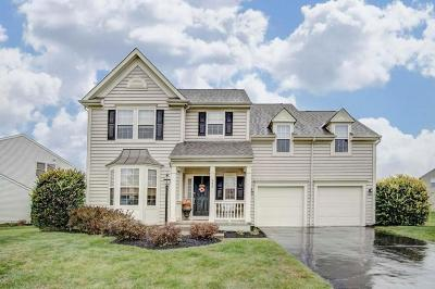 Pickerington Single Family Home Contingent Finance And Inspect: 285 Linden Circle