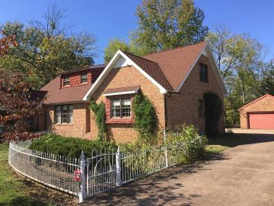 Chillicothe Single Family Home For Sale: 729 Adena Road