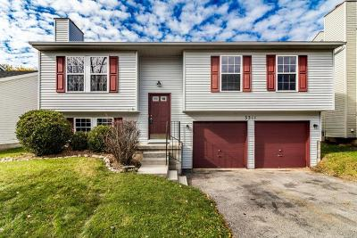 Reynoldsburg Single Family Home Contingent Finance And Inspect: 3311 Gurtis Drive