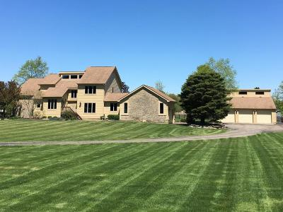 Westerville Single Family Home Contingent Finance And Inspect: 5180 Smothers Road