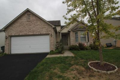 Westerville Single Family Home Contingent Finance And Inspect: 3433 Dristor Drive