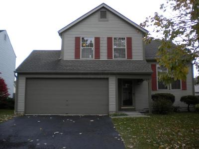Reynoldsburg Single Family Home For Sale: 6817 Bennell Drive