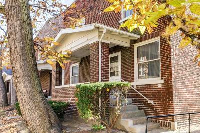 Columbus Multi Family Home For Sale: 9 E Norwich Avenue