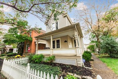 Columbus Single Family Home For Sale: 824 Ebner Street