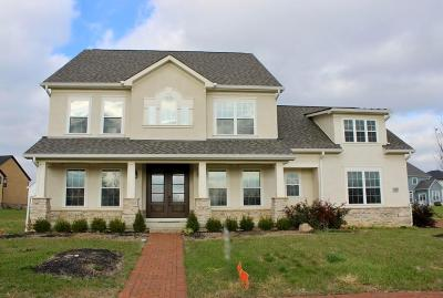 Grove City Single Family Home Contingent Finance And Inspect: 1688 Pinnacle Club Drive