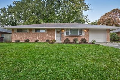 Reynoldsburg OH Single Family Home For Sale: $136,700