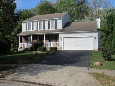 Reynoldsburg OH Single Family Home For Sale: $235,000