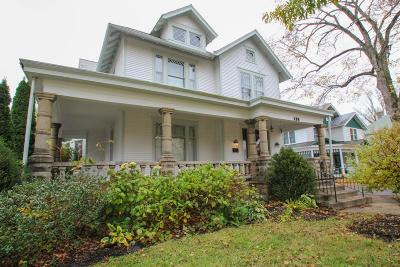 Canal Winchester Single Family Home Contingent Finance And Inspect: 129 Washington Street