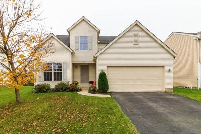 Blacklick Single Family Home Contingent Finance And Inspect: 8225 Creekstone Lane