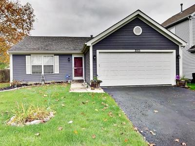 Pickerington Single Family Home Contingent Finance And Inspect: 3005 Old Warson Drive