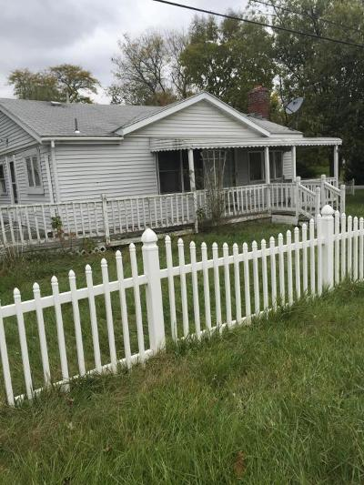 Grove City Single Family Home Contingent Finance And Inspect: 2393 Hyde Road