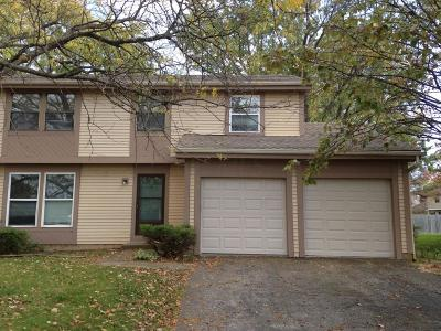 Reynoldsburg Single Family Home For Sale: 2102 Lynbridge Drive