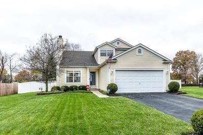 Pataskala Single Family Home Contingent Finance And Inspect: 328 Penwood Court