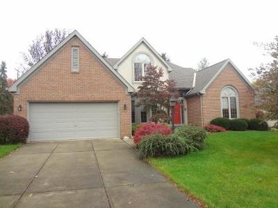 Hilliard Single Family Home Contingent Finance And Inspect: 4175 Stoneroot Drive