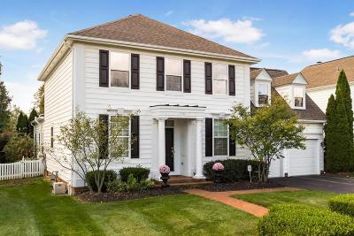 New Albany Single Family Home Contingent Finance And Inspect: 7103 Fodor Road
