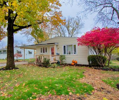 Westerville Single Family Home Contingent Finance And Inspect: 119 Mariemont Drive N