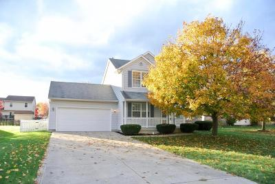 Westerville Single Family Home Contingent Finance And Inspect: 229 Red Barn Court