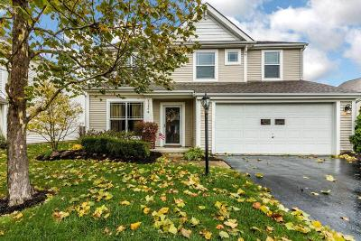 Blacklick Single Family Home For Sale: 1286 Hickory Valley Drive