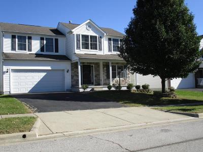 Pickerington Single Family Home Contingent Finance And Inspect: 540 Sycamore Creek Street