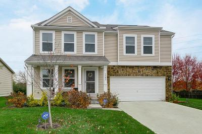 Groveport Single Family Home Contingent Finance And Inspect: 4492 Landmark Road