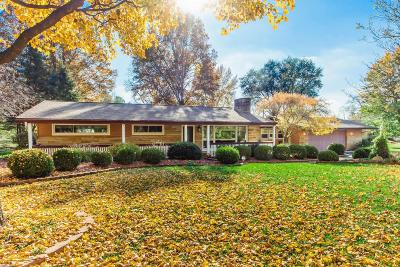 Reynoldsburg Single Family Home For Sale: 7445 Rodebaugh Road