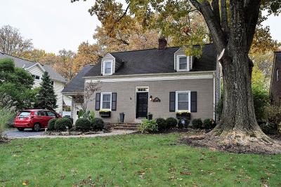 Clintonville Single Family Home Contingent Finance And Inspect: 465 Glenmont Avenue